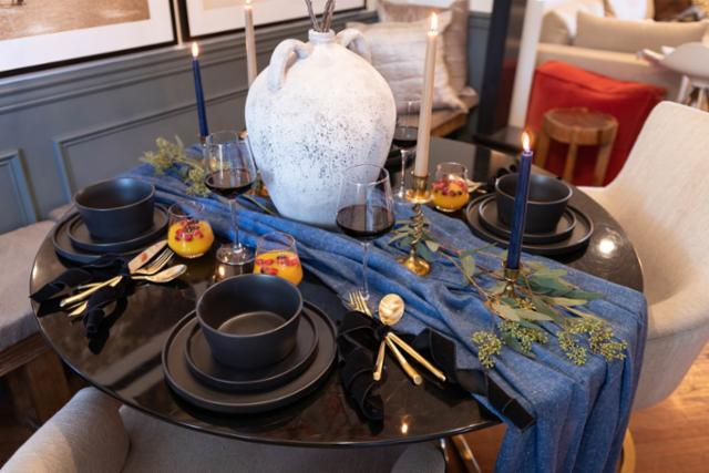 Rashida Banks Table Styling