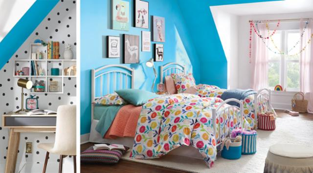 Bold Bungalow Kids Room