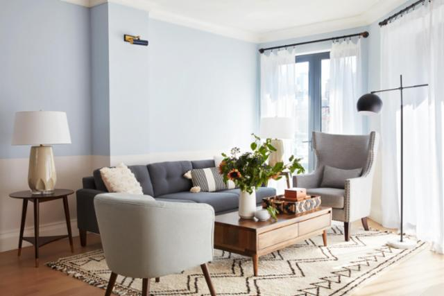 Real Simple Home - Living Room