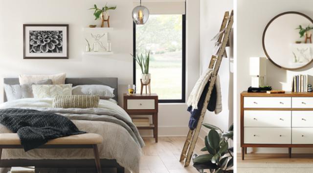 Mod Mix Bedroom