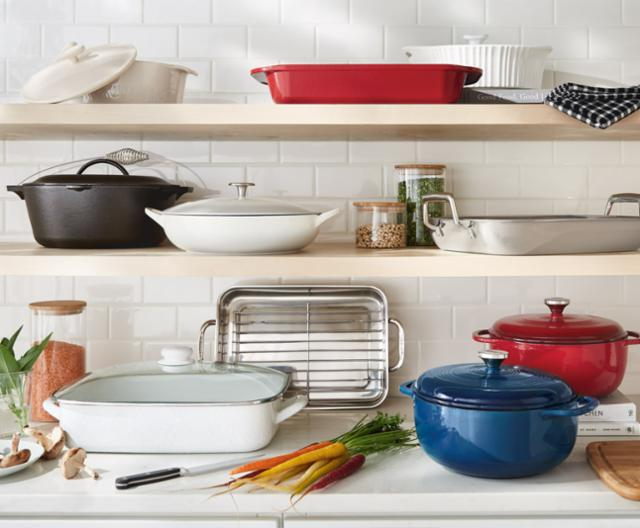 Holiday Wish List: Cookware