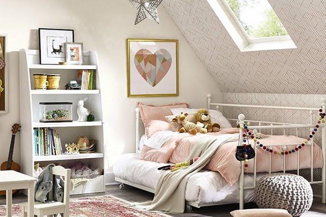 Boho Bungalow Kids Bedroom
