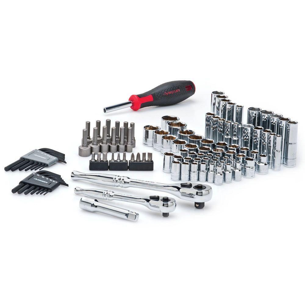 Husky Mechanic's Tool Set (102-Piece)