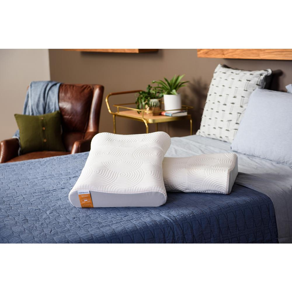 Tempur Pedic Contour Standard Side To Back Bed Pillow