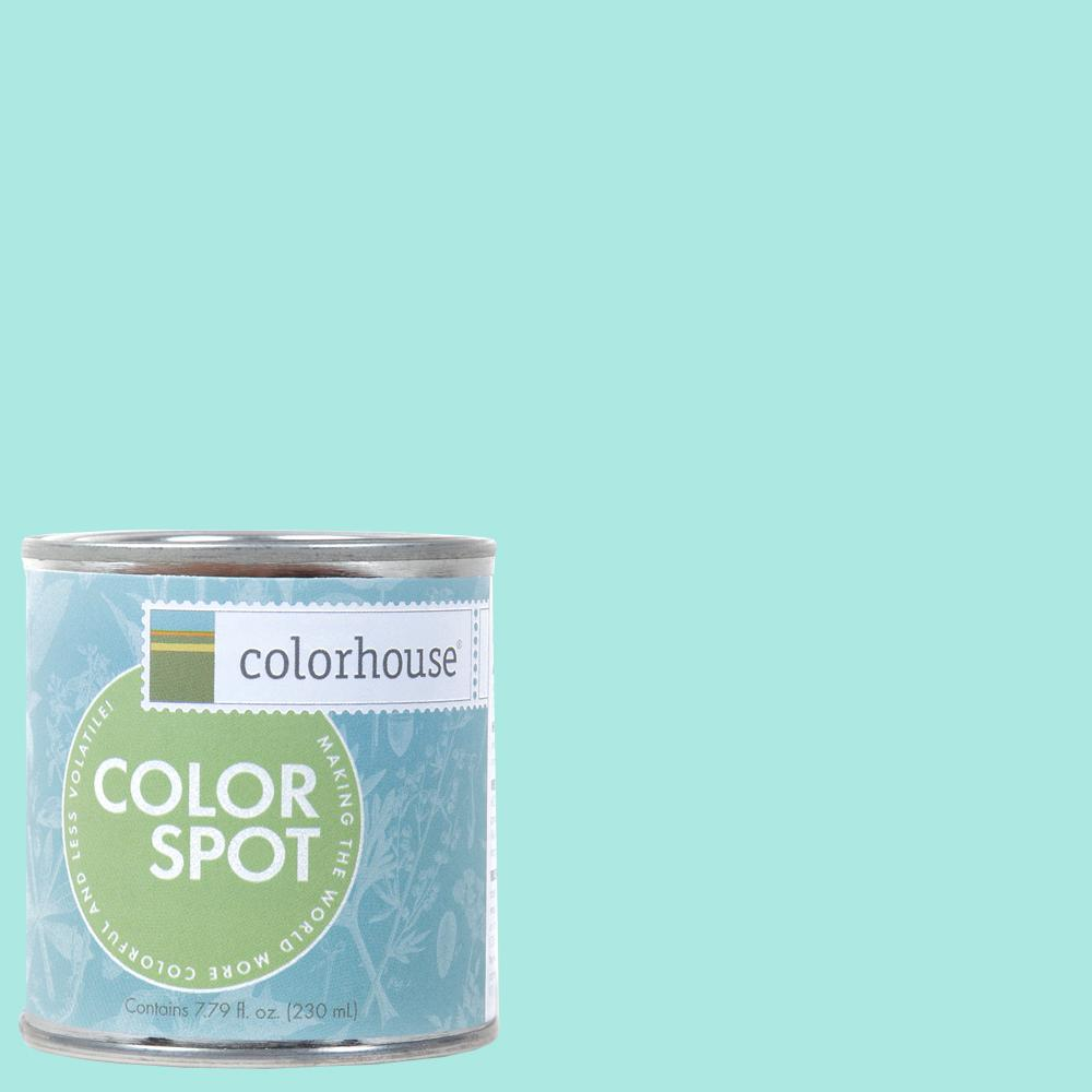 Colorhouse 8 oz. Sprout .01 Colorspot Eggshell Interior Paint Sample