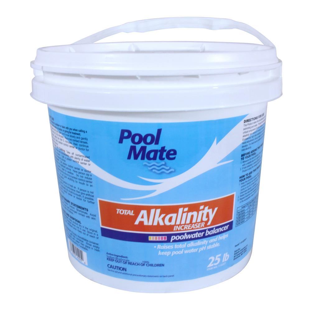25 lbs. Total Alkalinity Increaser for Swimming Pools