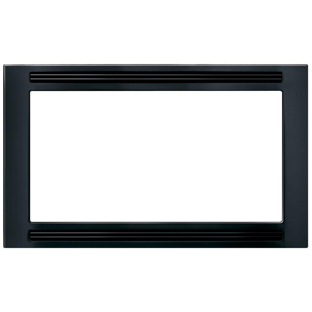 Frigidaire 30 In Trim Kit For Built Microwave Oven Black