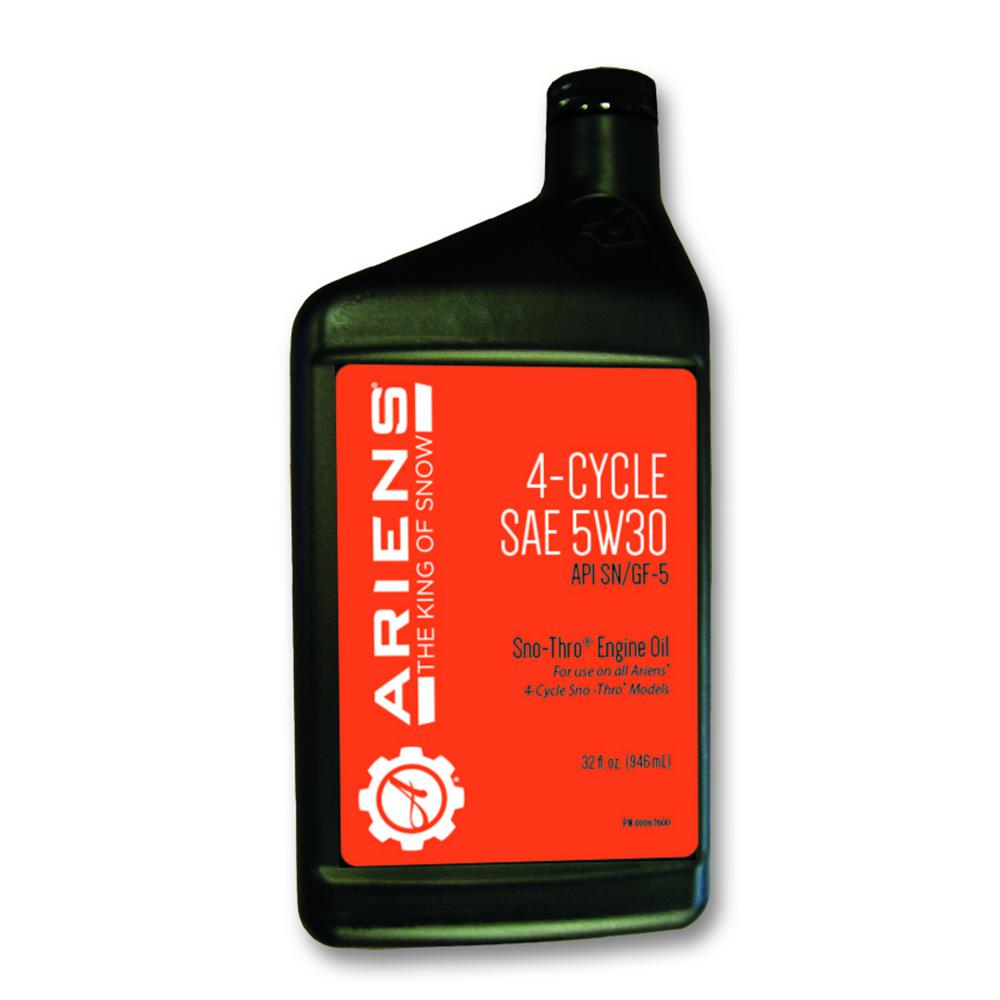 5W30 4-Cycle Engine Oil