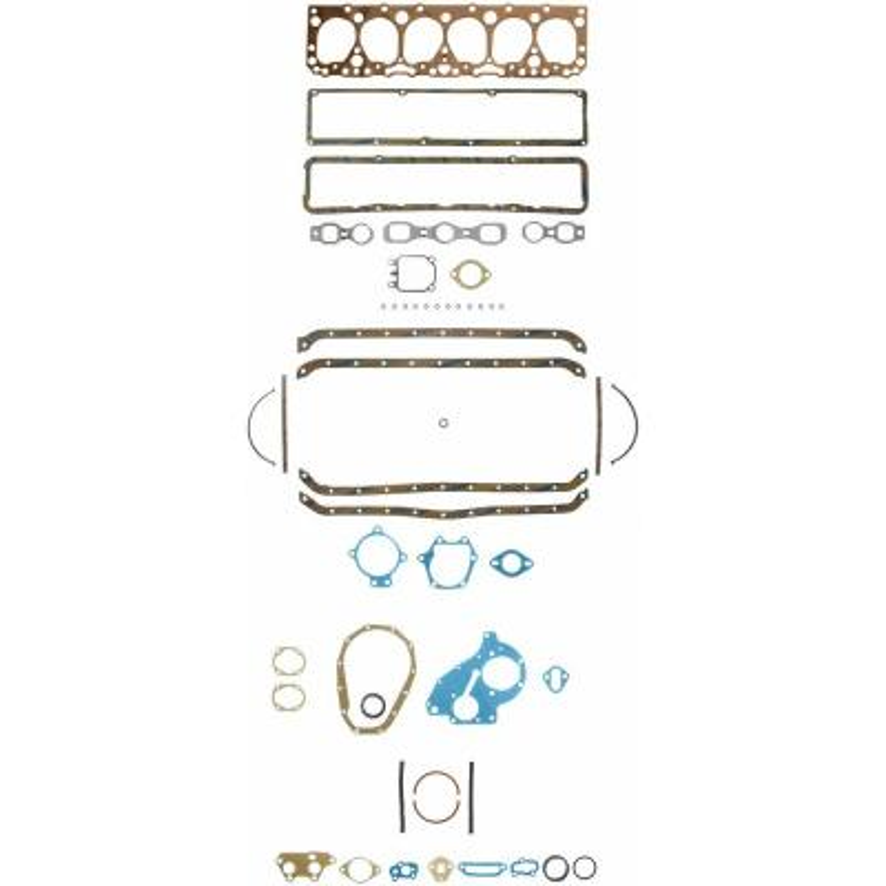 Valley Pan Gasket Set Fel-Pro MS 96010