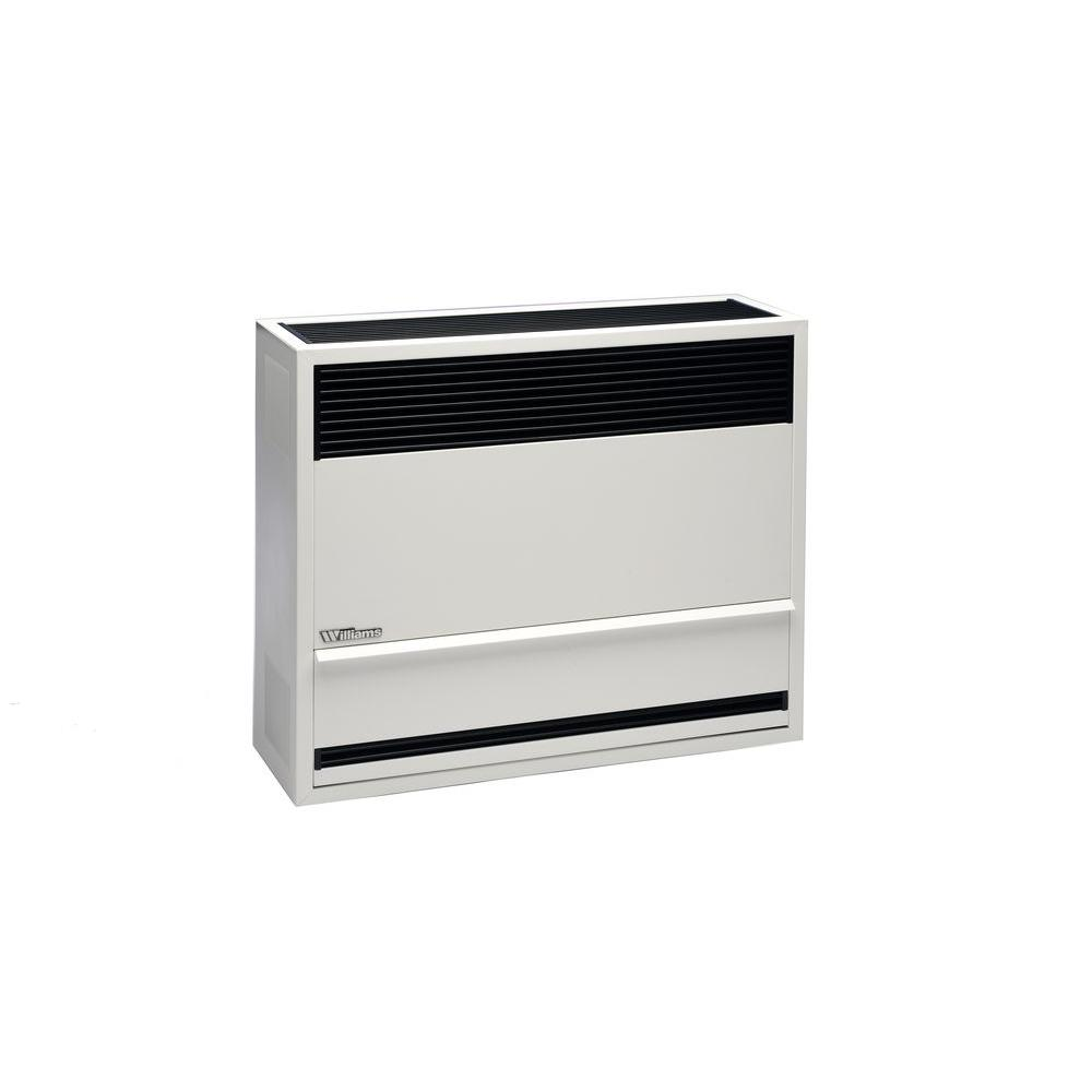 Williams 30,000 BTU Direct-Vent Natural Gas Furnace Heate...