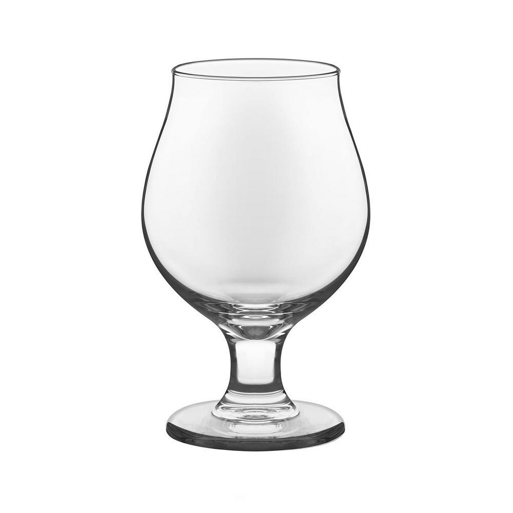 Craft Brews 16.5 oz. Belgian Ale Glass Set (6-Pack)