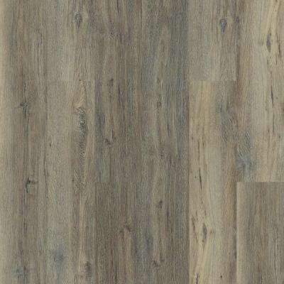 Take Home Sample - Melrose Harvest Resilient Direct Glue Vinyl Plank Flooring - 5 in. x 7 in.