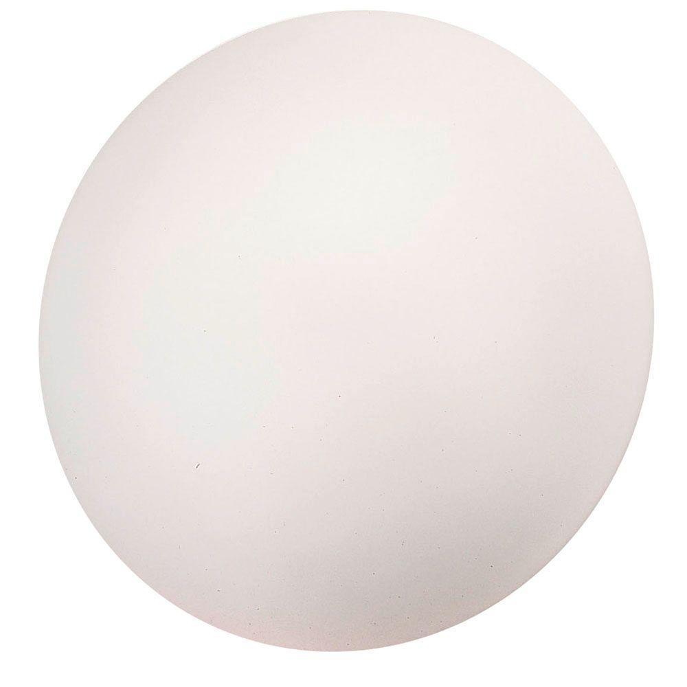 Eglo Ella 2-Light Ceiling White Flush Mount