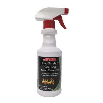 16 fl. Oz. Gas Log Soot Remover Spray Bottle