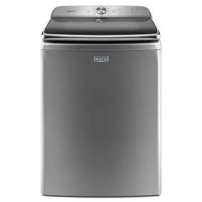 6.0 cu. ft. Metallic Slate Top Load Washing Machine, ENERGY STAR