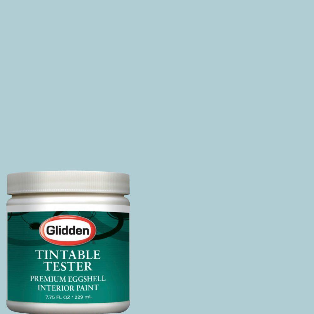 Glidden Premium 8-oz. Sea Spray Interior Paint Tester