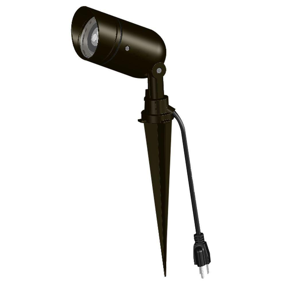 Weatherproof Portable LED Spike Light