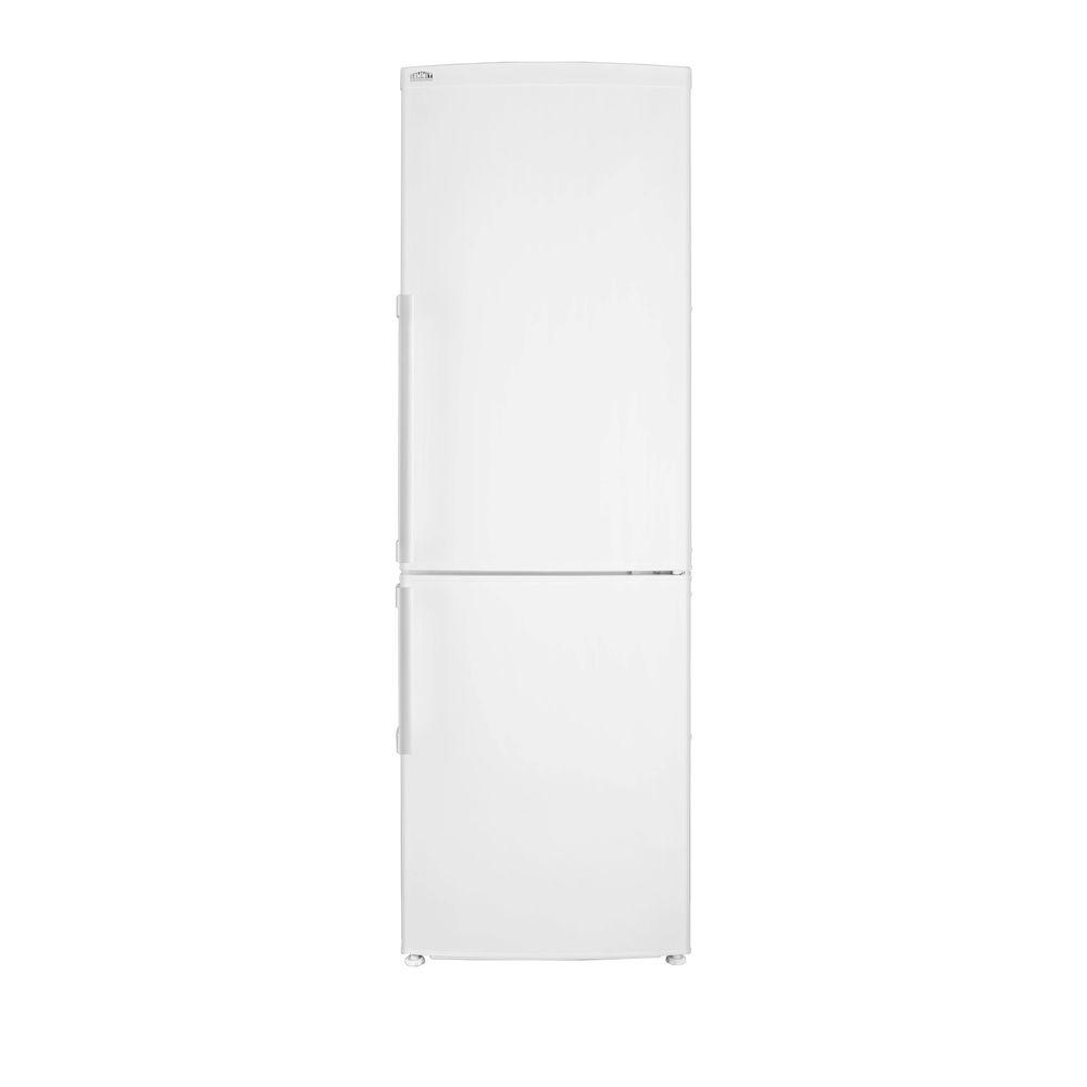Summit Appliance 24 in. W 9.9 cu. ft. Bottom Freezer Refrigerator in White