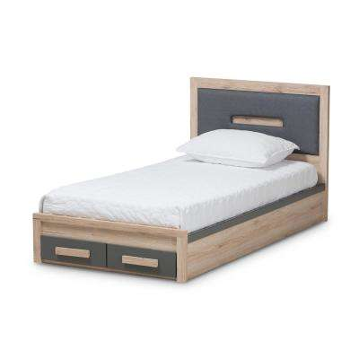 Storage - Twin - Beds & Headboards - Bedroom Furniture - The Home Depot