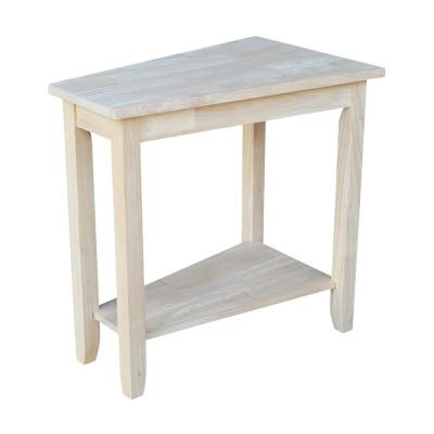 Keystone Unfinished End Table