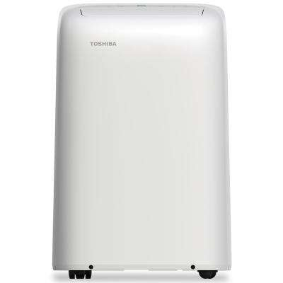 10,000 BTU (7,000 BTU, DOE) 115-Volt Portable Air Conditioner with Dehumidifier and Remote Control