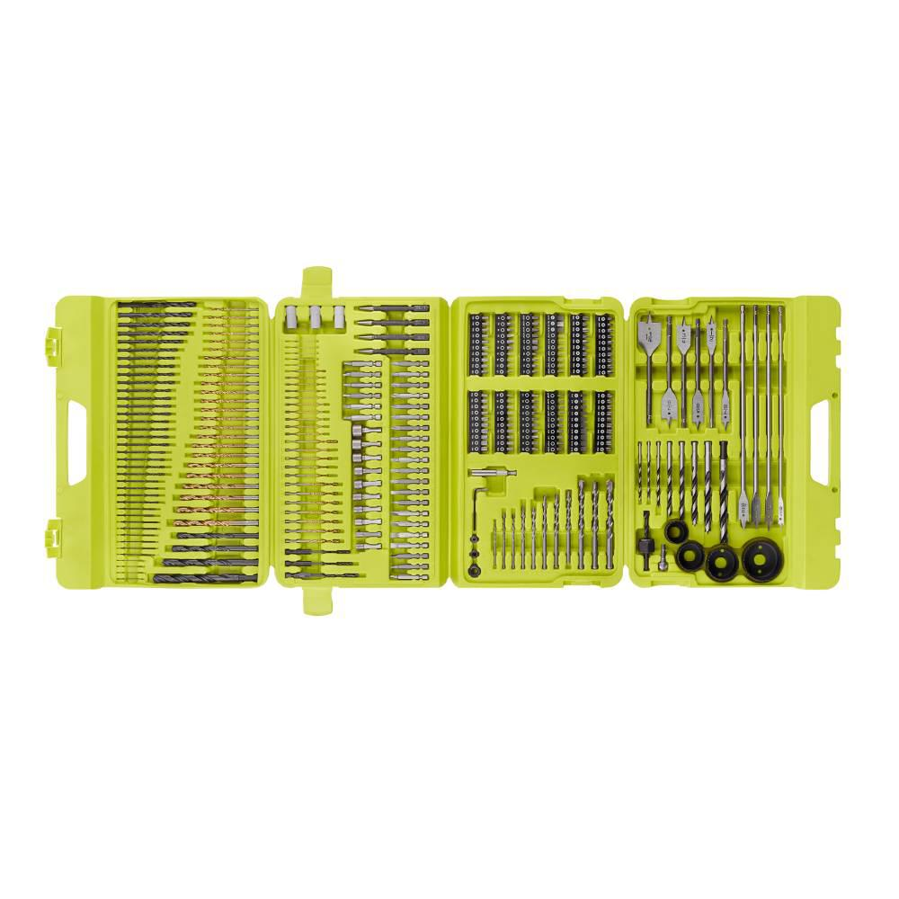 RYOBI Drill and Drive Kit (300-Piece)