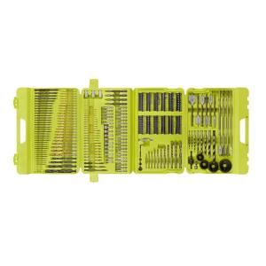 Deals on 300-Pc Ryobi A983002 Multi-Material Drill and Drive Kit 300-Piece