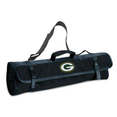 Green Bay Packers 3-Piece BBQ Tote