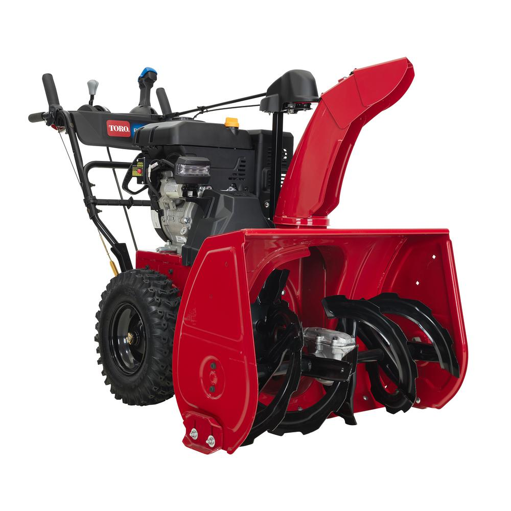 Toro Snow Blowers Snow Removal Equipment The Home Depot