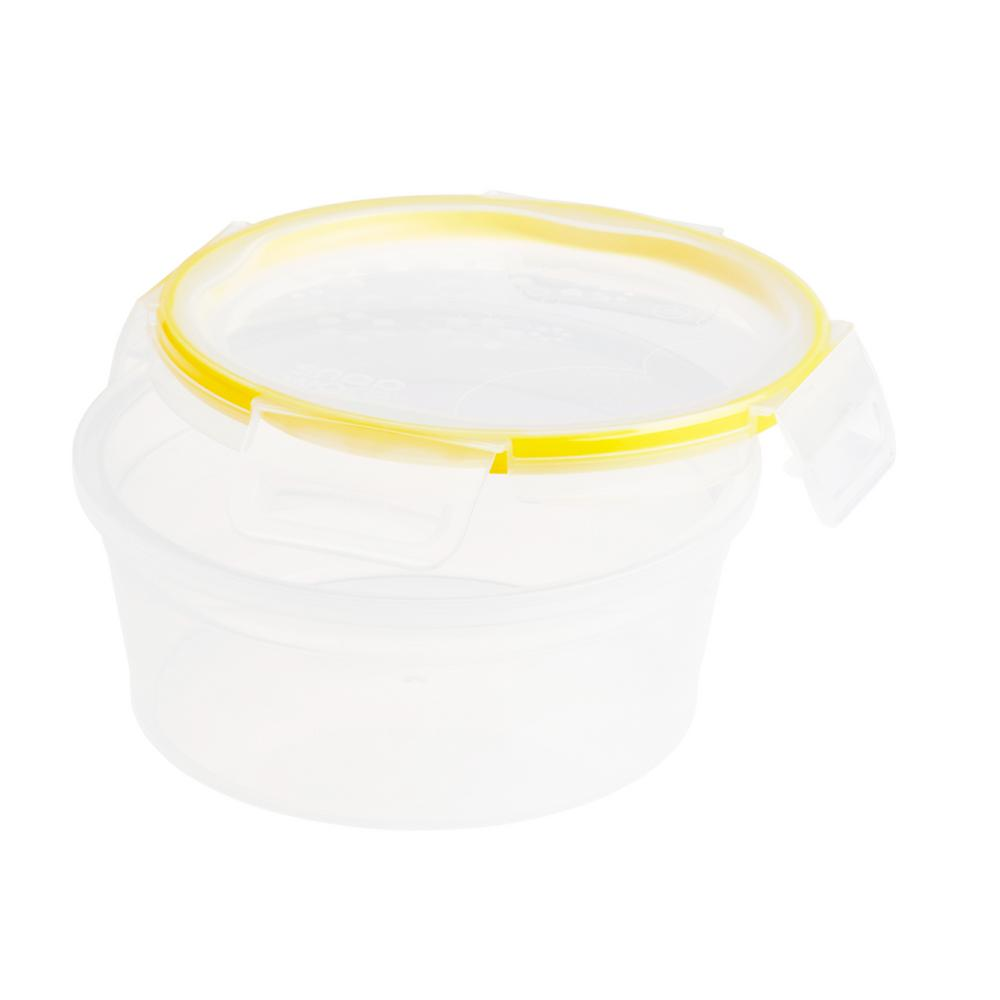Total Solution Plastic Food Storage 3.8-Cup with Lid