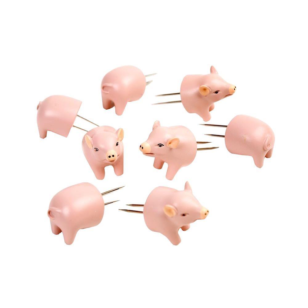 Pig Corn Holders (Set of 4)