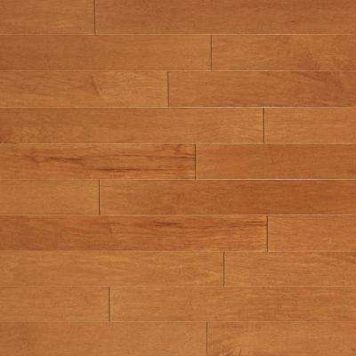 Take Home Sample - Vintage Maple Toasted Engineered Click Hardwood Flooring - 5 in. x 7 in.
