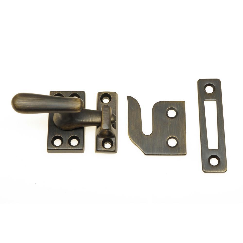 Solid Br Small Lock Window Sash