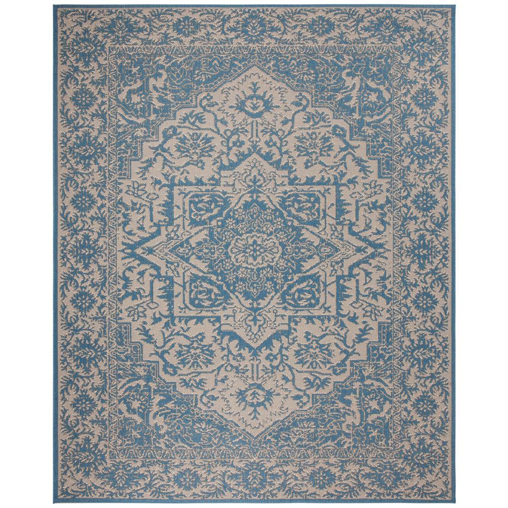 Safavieh MTG236K-28 Area Rug 23 x 8 Blue