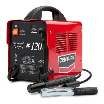90 Amp AC-120 Arc/Stick Welder, Single Phase, 115V