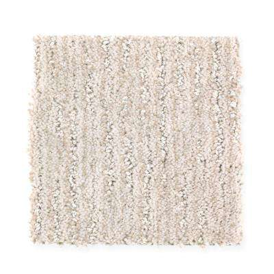 Carpet Sample-Lanning - Color Stardust Pattern 8 in. x 8 in.