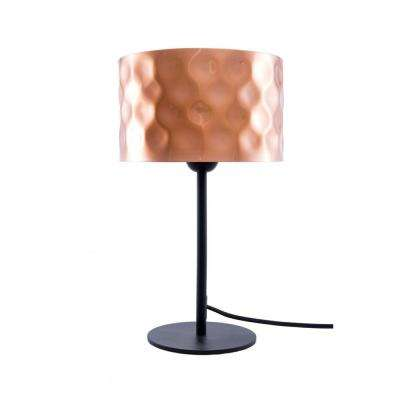 Marguerite 17 in. Black Table Lamp