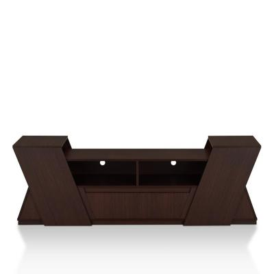 70 in. Chantilly TV Stand in Espresso
