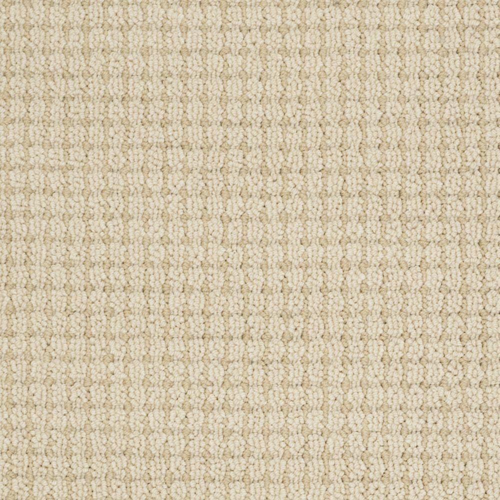 Martha Stewart Living Gloucester Hill - Color Reed 6 in. x 9 in. Take Home Carpet Sample