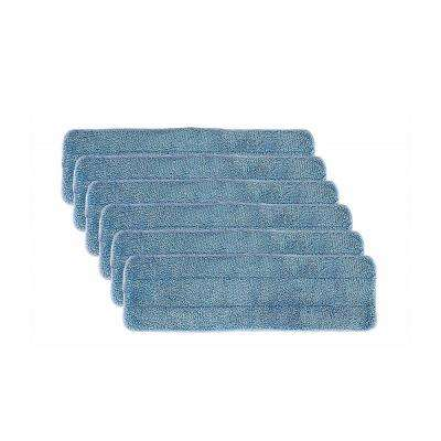 Damp Mop Pad Washable Replacement for E-Cloth Mops Part 10620 (6-Pack)