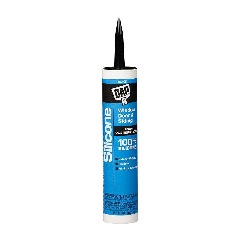 Black Silicone Caulk Kitchen