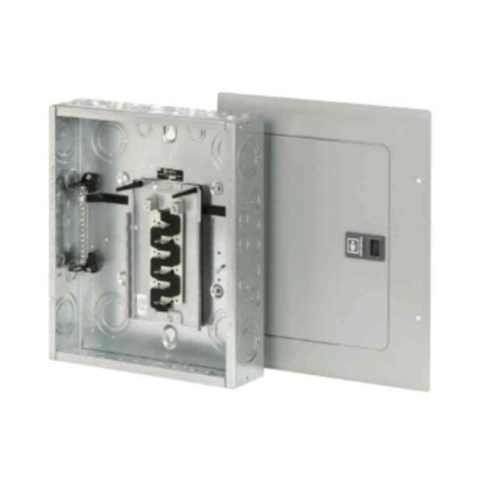 Eaton 125-Amp 12-Space 24-Circuit Type BR Main Lug Load Center