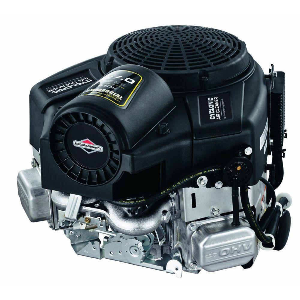 Briggs & Stratton 27 HP Commercial Turf Series Vertical Gas Engine