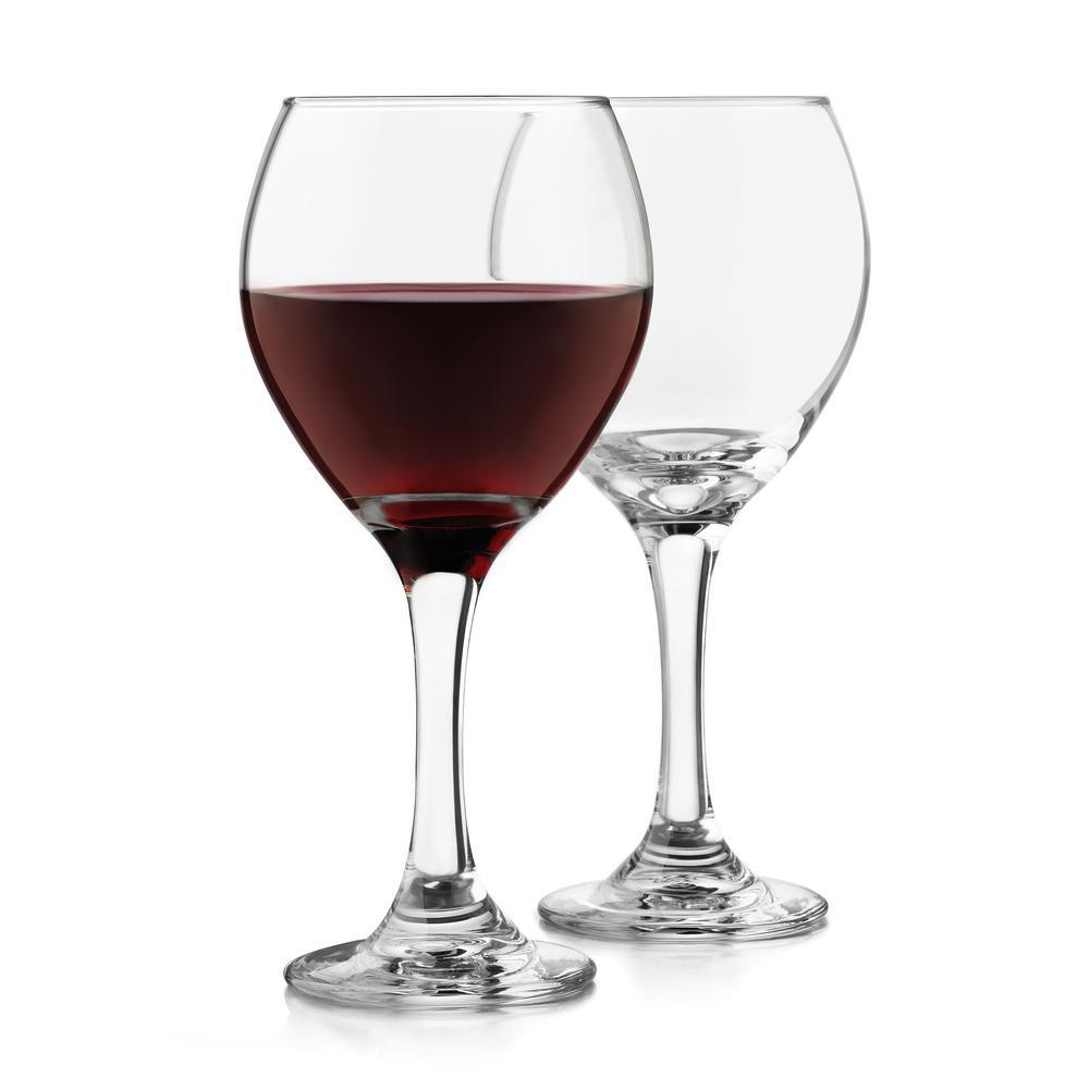Classic 4-piece Red Wine Glass Set