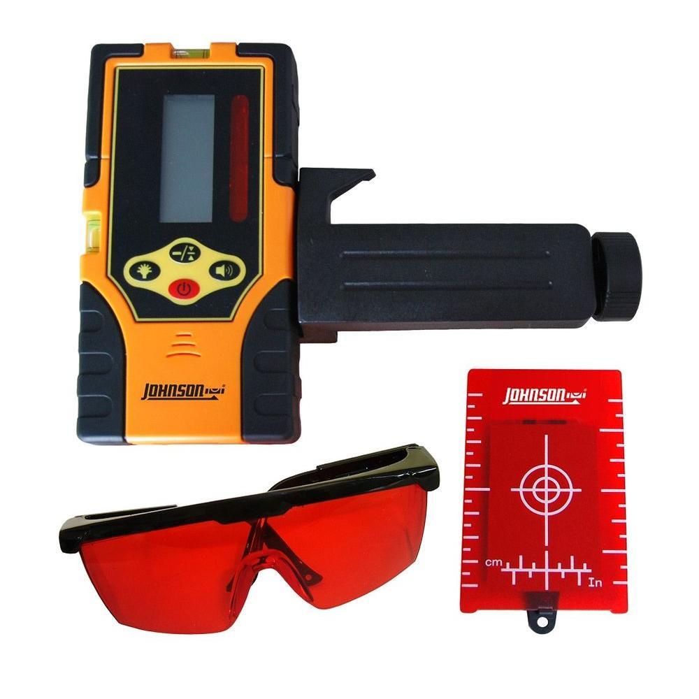 Johnson Red Beam Universal Detector Kit 40 6720