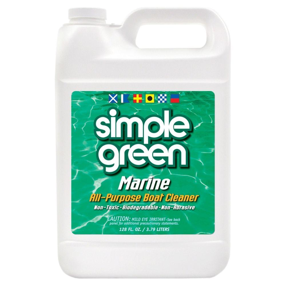 1 Gal. Marine All-Purpose Boat Cleaner (Case of 4)