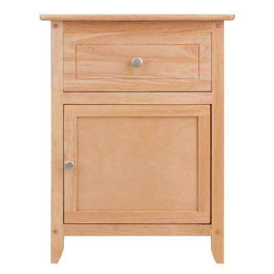 Eugene Accent Table Natural