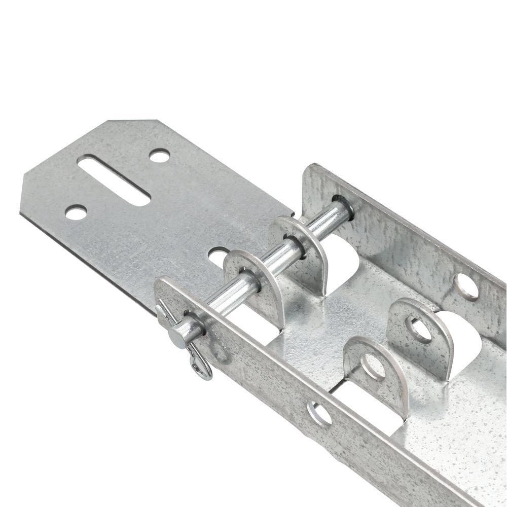 Clopay 21 In Opener Reinforcement Bracket Kit 4125479 The Home Depot