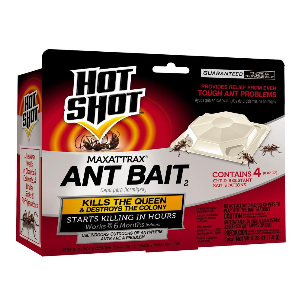 Hot Shot MaxAttrax Ant Bait (4-Count)