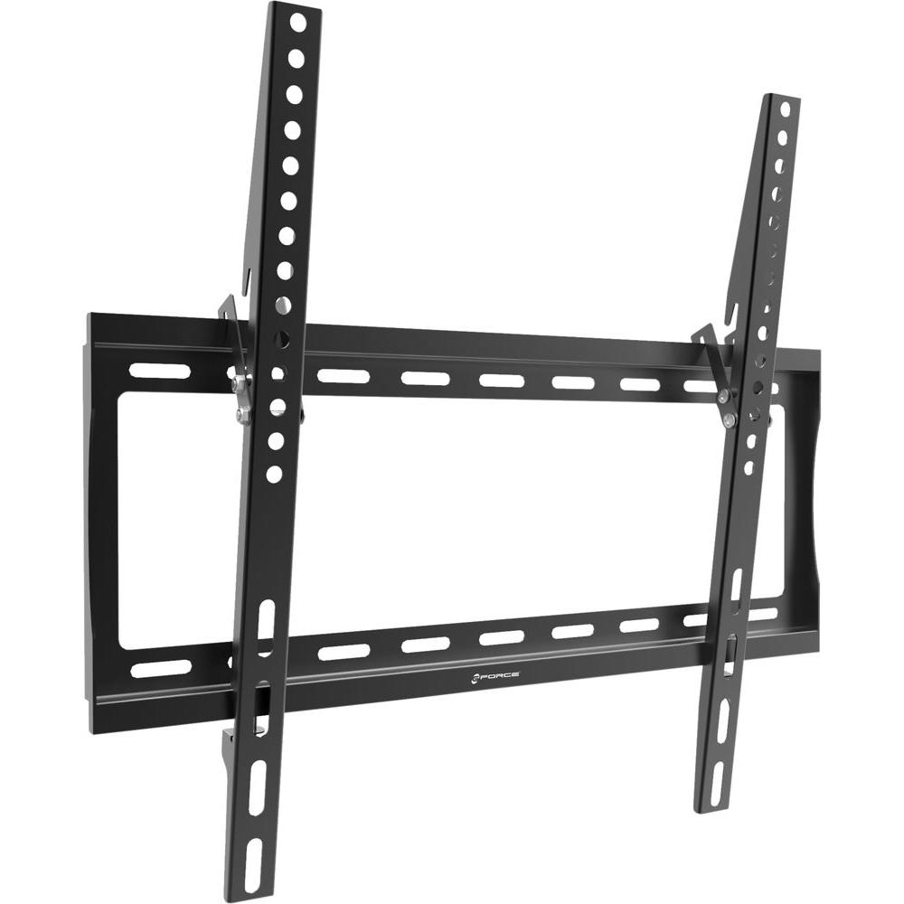 gforce low profile tilt tv wall mount for 26 in 55 in tvs gf p1757 1214 the home depot. Black Bedroom Furniture Sets. Home Design Ideas